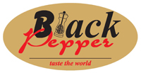Black Pepper Restaurant in Moradabad